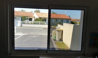 Contraste sans et avec films solaires